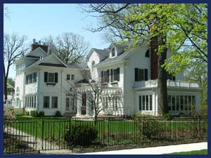 Painting and Restoration Project in Wilmette 60091
